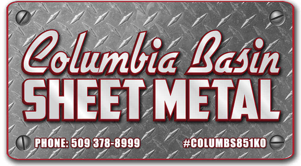 Columbia basin sheet metal